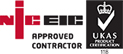 NIC-IEC approved electricians